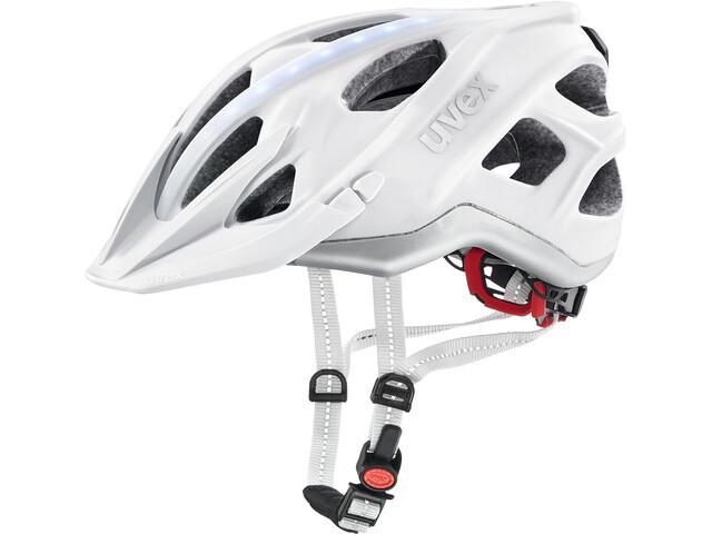 UVEX City Light Helmet white matt